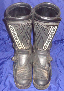 O'Neal Element Dirt Bike Motocross Motorcycle Boots Size: 12