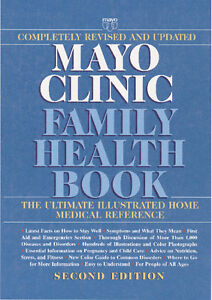 MAYO CLINIC: Family Health Book - 2nd Edition London Ontario image 1