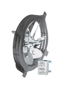 Air Vent 53315 Gable Mount Power Attic Ventilator Fan 1050 CFM up to 1500 sq ft