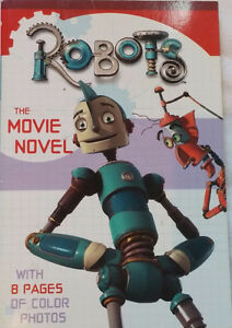 Robots The Movie Chapter Novel Chapter Book
