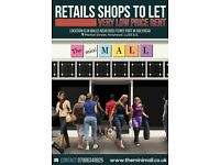 Shop To Let In Holyhead Town Centre £35 per week