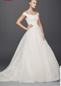 Wedding gown or dress