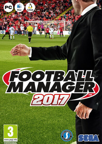 PC Football Manager 2017 *new*