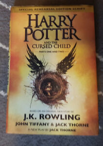 Harry Potter and the Cursed Child - Hardcover