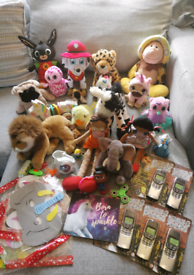 Bundle of toys Carboot etc