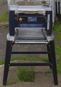 12-1/2-in. Planer with Stand
