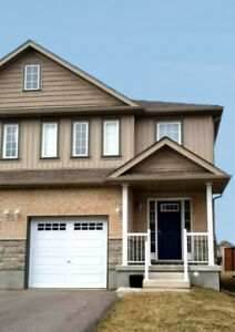 Stunning 3 bed 4 bath home in Elmira - just outside Waterloo