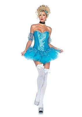 SASSY CINDERELLA Tutu Adult Womens Costume Licensed Disney Fairytale Outfit - Adult Tutu Outfits