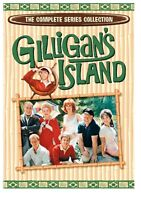 GILLIGAN'S ISLAND - The Complete Series (17 DVD SET) NEW ~ $35
