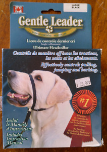 Brand Gentle Lead Head Collar For Large Dog