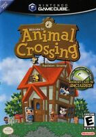 Animal Crossing Complet Gamecube