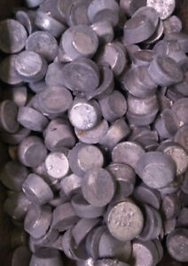 Pure Lead and Linotype Ingots for casting