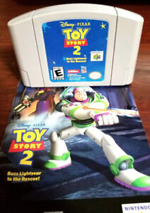 Toy Story 2 for N64