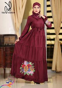 abaya, muslim women, dress