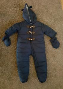 Brand new Snowsuit size 9-12 months