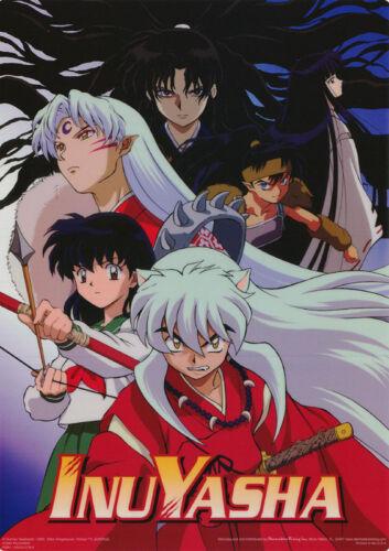 SMALL POSTER :Anime Manga: : InuYasha - GROUP SCENE -  #MP3366   RC29 F-L