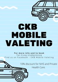 CKB mobile valeting