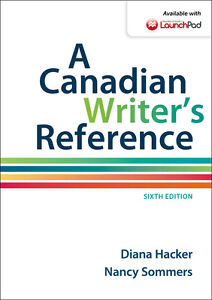 Canadian Writers Reference