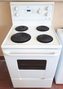 "Roper Apt Condo Sized 24"" Wide Electric Stove"