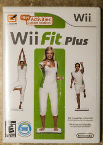 Wii and Wii Fit Plus