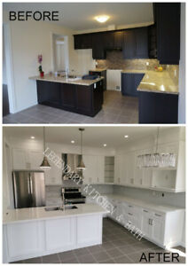 10X10_AFFORDABLE MAPLE SOLID WOOD KITCHEN-Legendary kitchen&bath