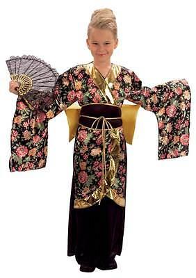 Geisha Mädchen M, Kinder Kostüm Kostüm, Kinder Buch - Kinder Geisha Mädchen Kostüm