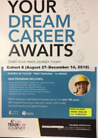YWCA Trade Journey - Your Dream Job is Calling You!