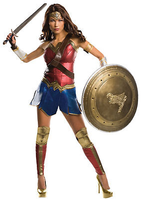 Dawn of Justice Wonder Woman Grand Heritage Adult Women's Costume Multiple Sizes - Costumes Of Wonder Woman