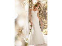 Mori Lee wedding dress size 14, brand new with tags