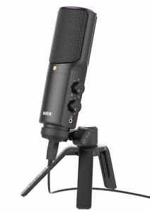 Rode NT-USB USB Condenser Microphone (Used)