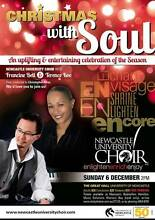 Christmas With Soul Birmingham Gardens Newcastle Area Preview