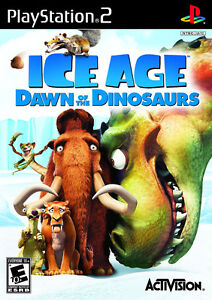 PS2 Ice Age Games
