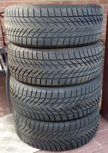 Set of 4 Joyroad Winter RX808 Tires 235/55 R17 – Great Condition
