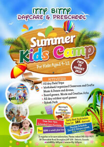 Summer Camp and Daycare