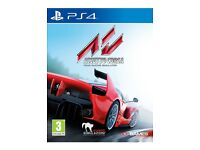 Assetto corsa playstation 4 ps4 unwanted gift priced for quick sale free local delivery