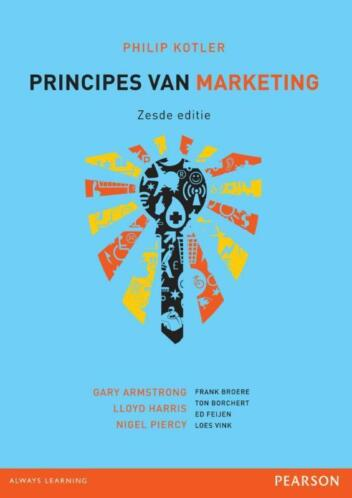 Principes van Marketing 9789043022484