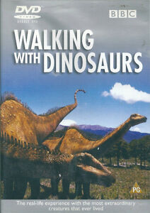 Walking With Dinosaurs - Complete BBC Series [DVD]