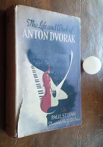 The Life and Work of Anton Dvorak, 1941 Kitchener / Waterloo Kitchener Area image 1