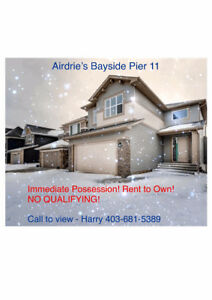 No Qualifying, Low Down! Brand New Bayside Estates Home!