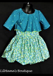 Size 2T Easter Dress