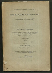 RUPERT'S LAND 1814-1880s Historical Documents, Arctic Link