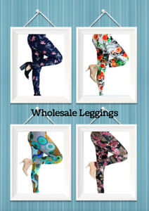 Wholesale Leggings Women One Size & Plus Tights in Canada