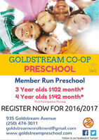 Goldstream Co-Op Preschool