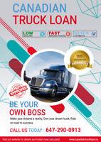 Truck/Trailer/Heavy Equipment Loans