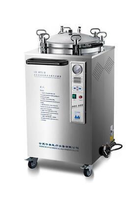 Lx-b50l 50l Digital High Pressure Steam Sterilizer Heating Autoclave Sus304 110v