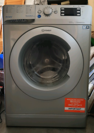 Indesit washing machine delivered free and your old one uplifted free