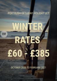 Portrush Getaway holiday rental