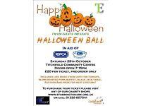 RSPCA Halloween ball