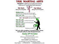 YKK Martial Arts
