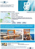 Celebrity Edge March 31/19
